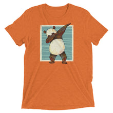 Load image into Gallery viewer, Dabbing Panda Tri-Blend Tee