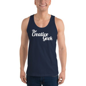 The Creative Geek classic tank top (unisex)