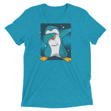 Load image into Gallery viewer, Dabbing Penguin Tri-Blend Tee