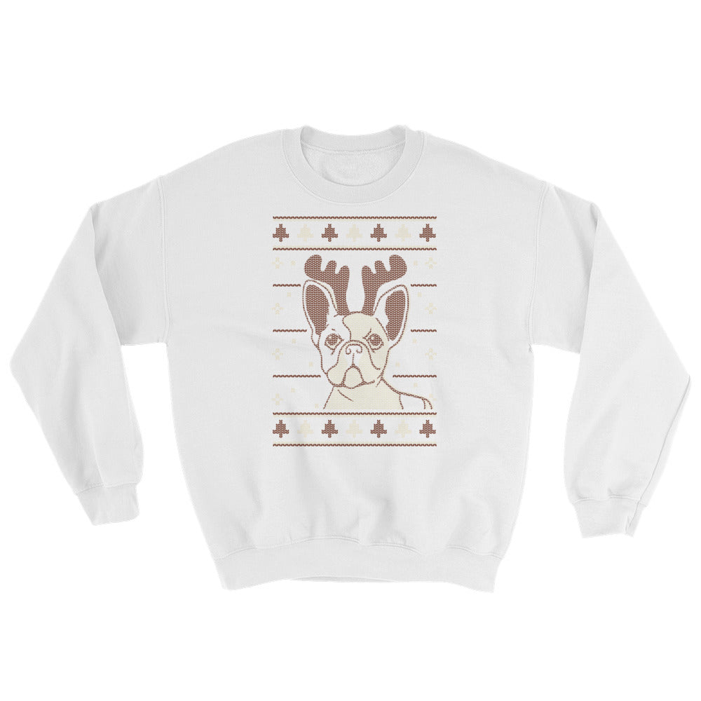 Boston Terrier Ugly Sweater
