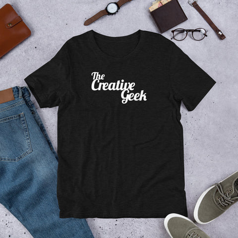 The Creative Geek Official Tee