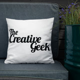 The Creative Geek Premium Pillow