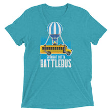 Load image into Gallery viewer, Straight Outta Battlebus Tri-Blend Tee