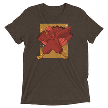 Load image into Gallery viewer, Dabbing Turkey Tri-Blend Tee