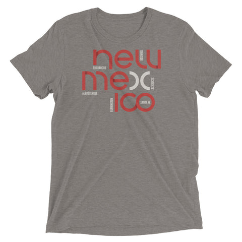 New Mexico State Flow Tri-Blend Tee