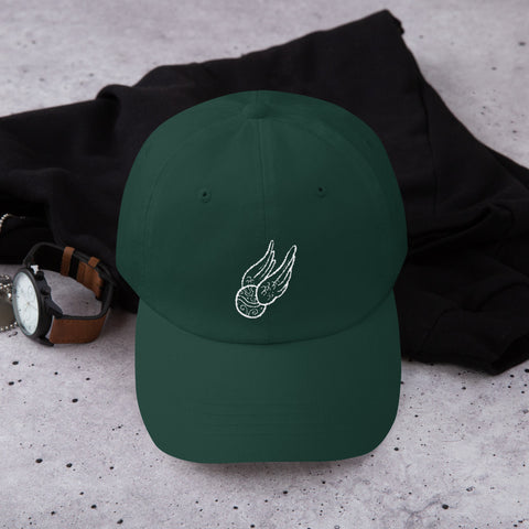 Harry Potter Snitch Embroidered Dad Hat