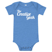 Load image into Gallery viewer, The Creative Geek Onesie