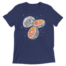 Load image into Gallery viewer, Moon Orange Tri-Blend Tee