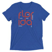Load image into Gallery viewer, Florida State Flow Tri-Blend Tee