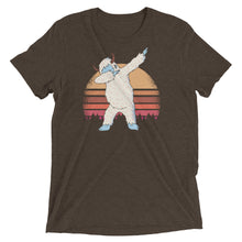 Load image into Gallery viewer, Dabbing Yeti Tri-Blend Tee