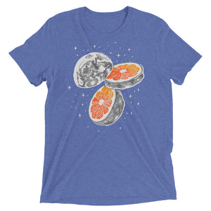 Moon Orange Tri-Blend Tee