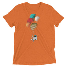 Load image into Gallery viewer, Baloon Planets Tri-Blend Tee
