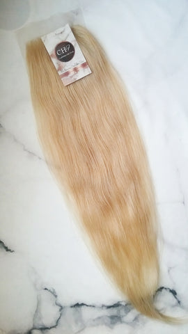 Cambodian Ash Blonde Lace Closure - CambodianHair Freak LLC