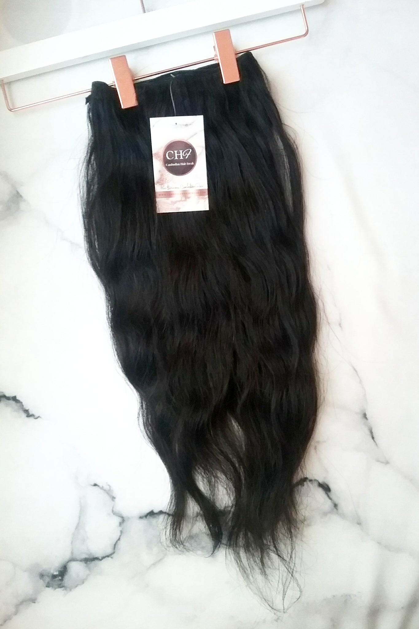 Cambodian Natural Wave Hair Extensions | Bundle Deal - CambodianHair Freak LLC