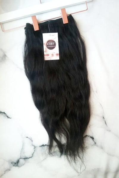 Pure Cambodian Natural Wave Hair Extensions - CambodianHair Freak LLC