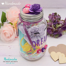 Load image into Gallery viewer, Unicorn Essential Gift Set For Back To School, Self Care Set, Quart Size Ball Mason Jar