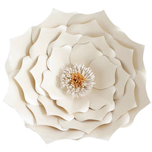 Load image into Gallery viewer, Paper Flower for weddings, baby shower, quinceanera, sweet sixteen, nursery, home decor