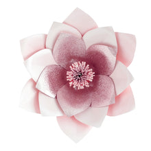 Load image into Gallery viewer, Paper Flower For Weddings, Backdrop, Baby Shower, Nursery Decoration, Wall Collage