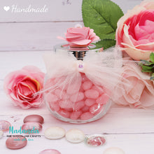 Load image into Gallery viewer, Jars with lid - Party Favors, Sweet Sixteen, Quinceanera, Baby Shower-12 Jars
