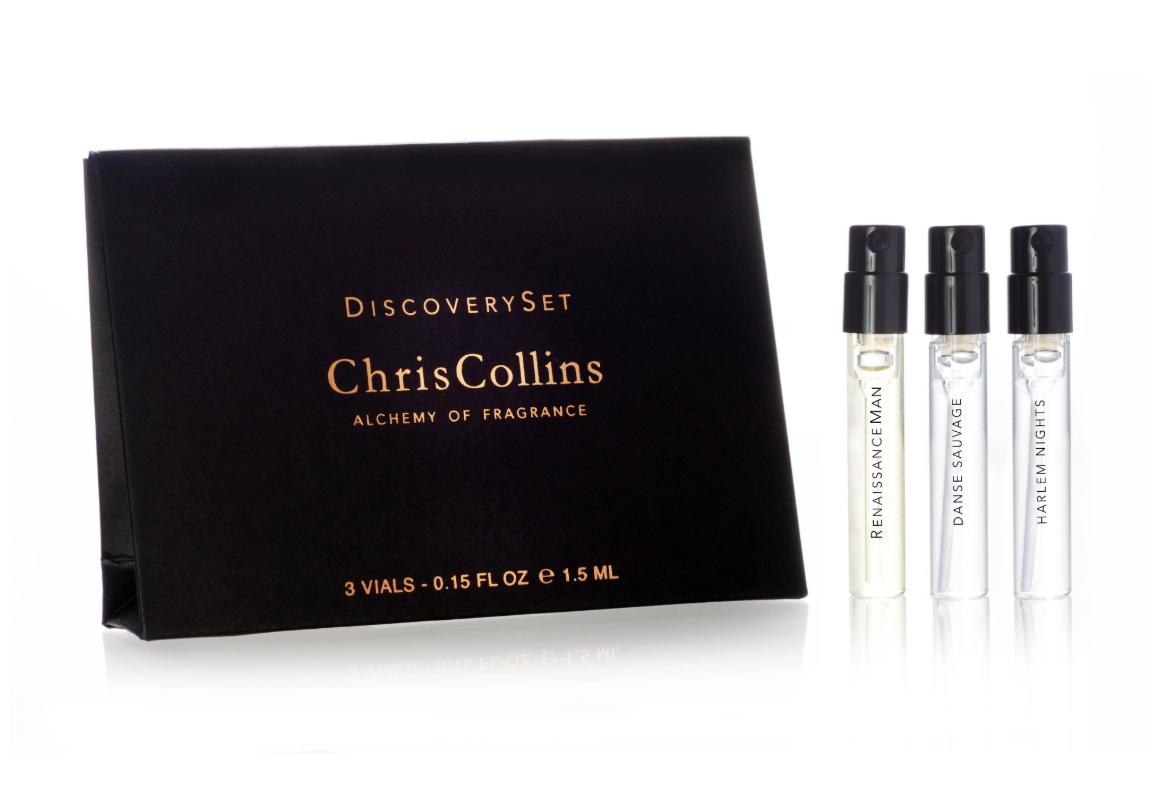 World of Chris Collins Discovery Set
