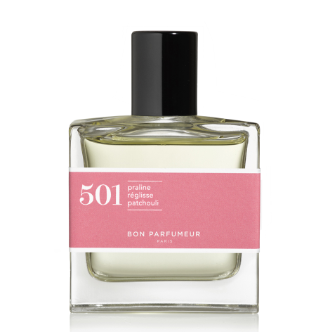 indiehouse-perfume-bar - 501  praline . licorice . patchouli - Gourmande - Bon Parfumeur
