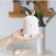 Load image into Gallery viewer, Little Reindeer Humidifier + Essential Oil Diffuser + Night LED Lamp