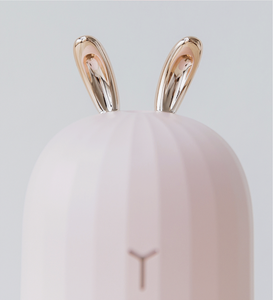 Little Bunny Humidifier + Essential Oil Diffuser + Night LED Lamp