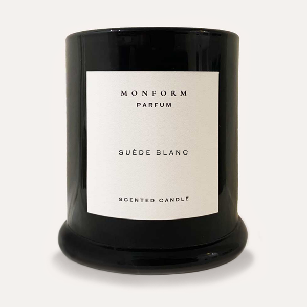 Suède Blanc - Scented Candle