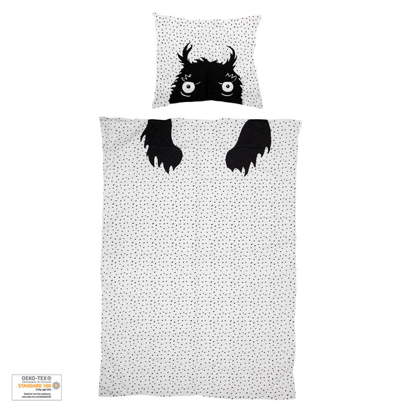 Funda duvet Niño Monster Kids