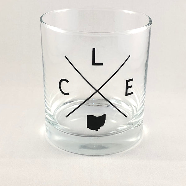 Cleveland Glass/Cleveland Gift Idea/CLE/Gift Idea for Dad