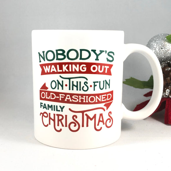 Christmas Vacation Coffee Mug/Griswold Family