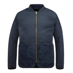 Pile Jacket - Navy Blue
