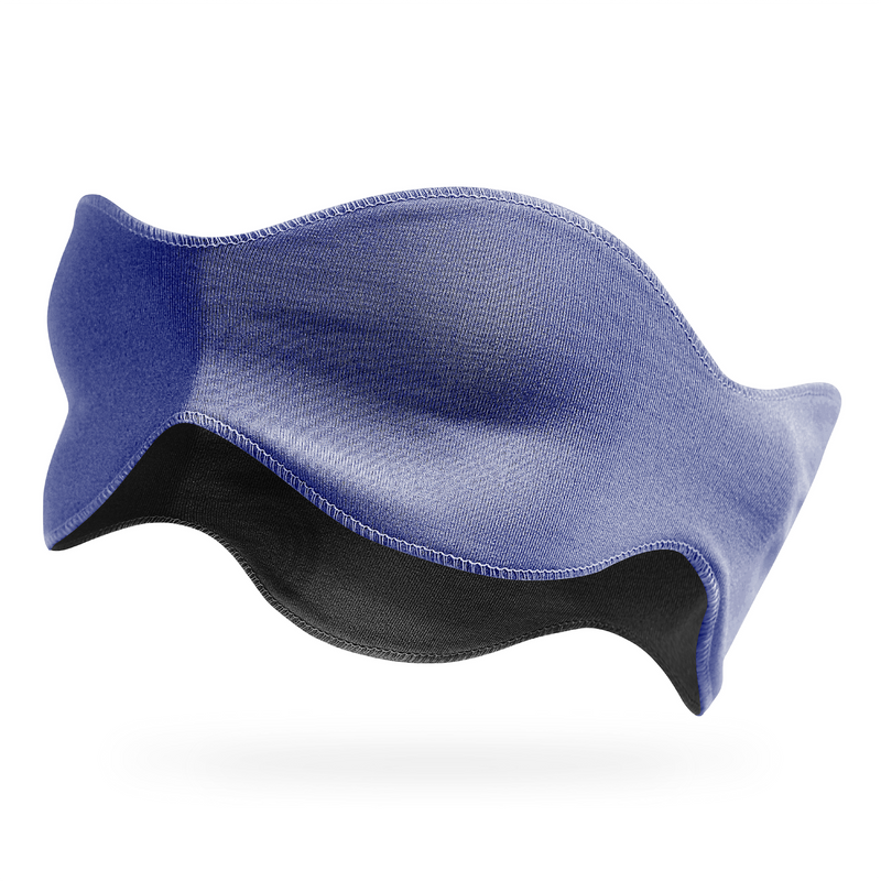 3-in-1 Sleep Mask, Ceil Blue