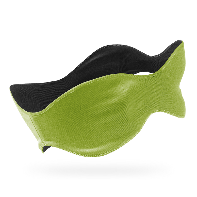 3-in-1 Sleep Mask, Green