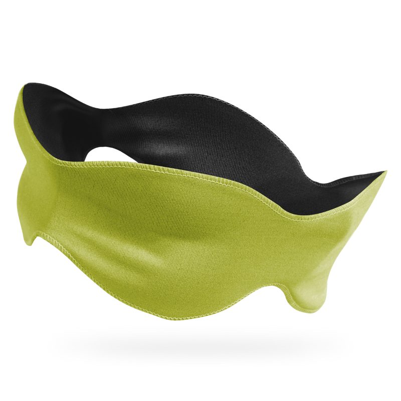 3-in-1 Sleep Mask, Lime