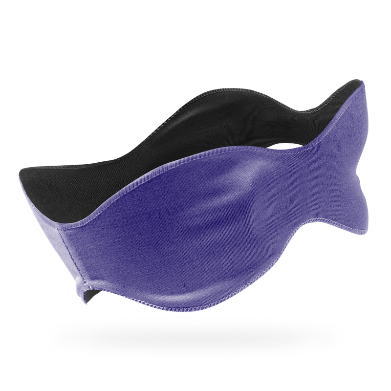 3-in-1 Sleep Mask, Purple