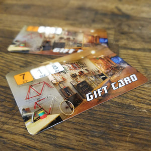 718 Gift Card