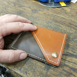 Rogue Jourmneymen Fold Wallet