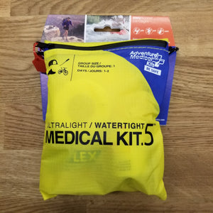 ULTRALIGHT & WATERTIGHT ADVENTURE MEDICAL Kit 5