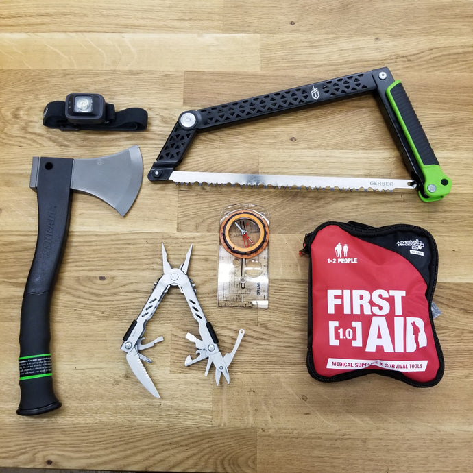 Outdoor Explorer Kit: Level 3