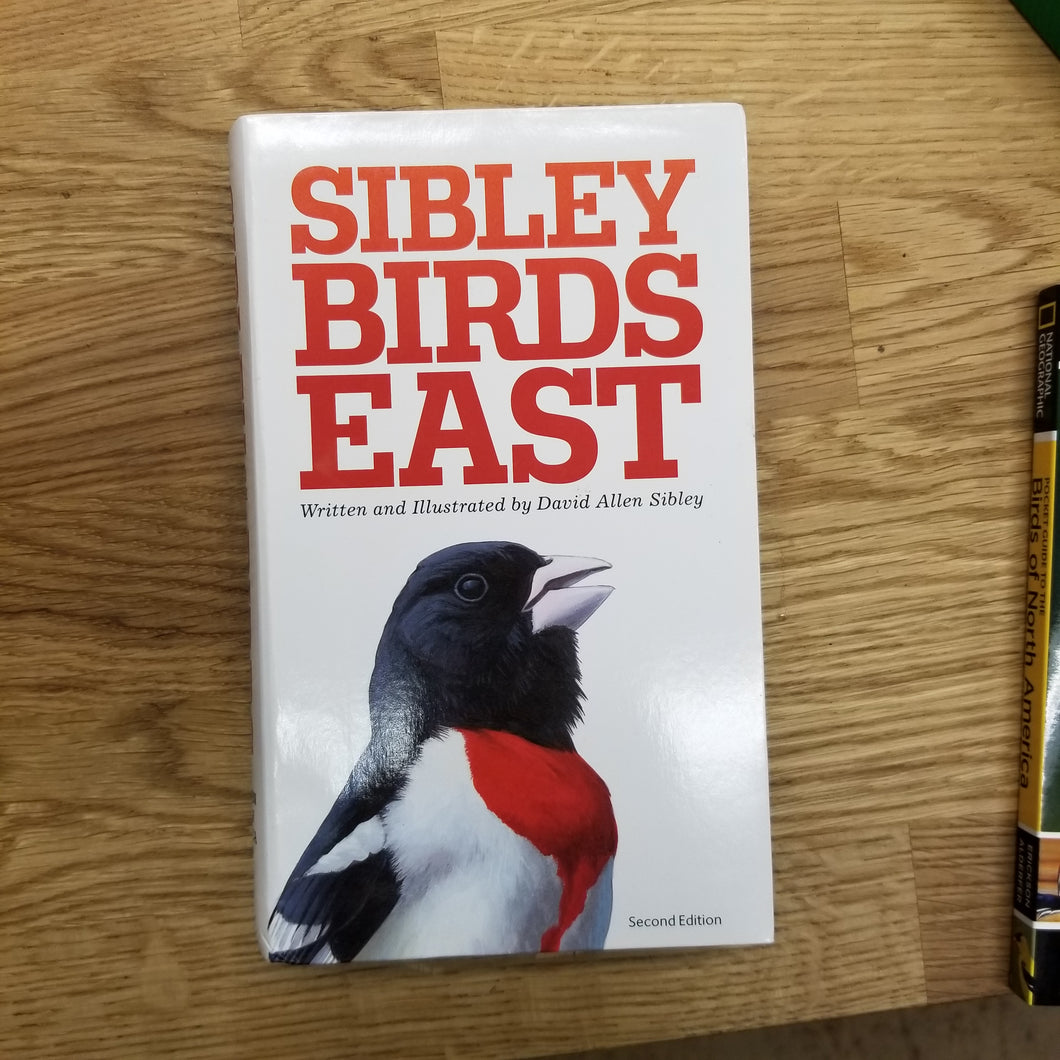 Sibley Birds East