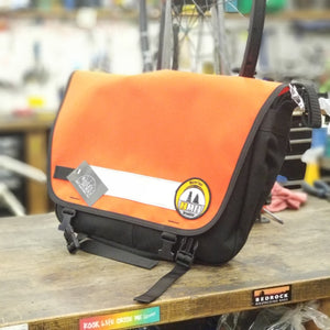 BaileyWorks 253 Courier Medium Orange