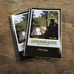 Adirondack Tour Notebook