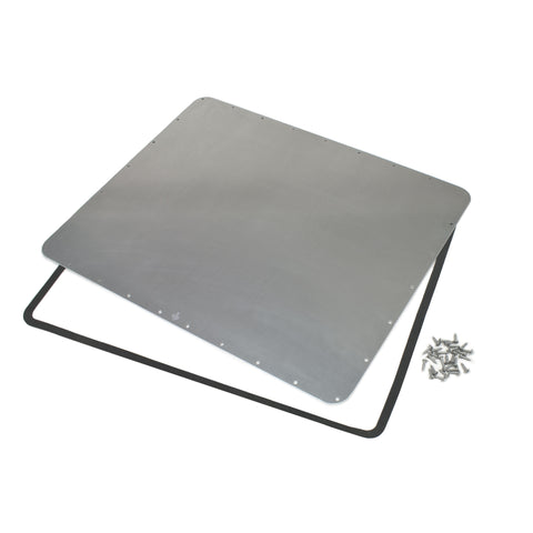 Bottom Aluminium Waterproof Panel Kit for the NANUK 945