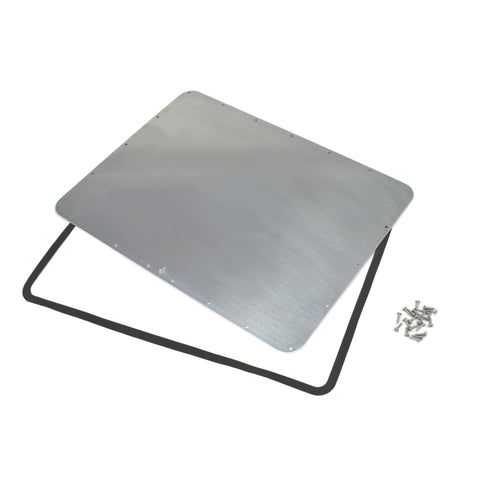 Bottom Aluminum Waterproof Panel Kit for the NANUK 940