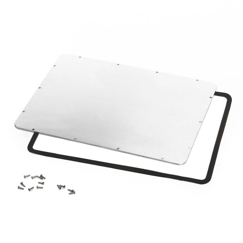 Bottom Aluminium Waterproof Panel Kit for the NANUK 910