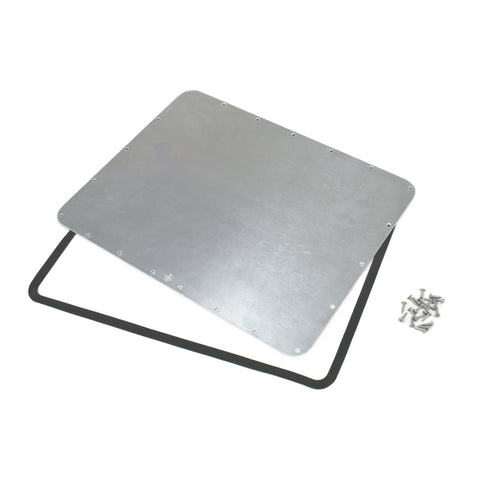 Bottom Aluminium Waterproof Panel Kit for the NANUK 930
