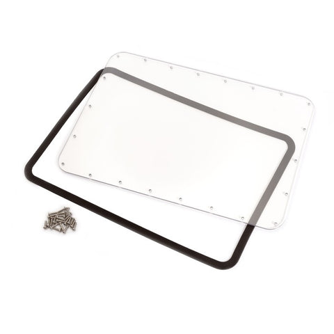 Bottom Lexan / Polycarbonate Panel Kit for the NANUK 918