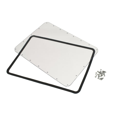 Bottom Lexan / Polycarbonate Panel Kit for the NANUK 925