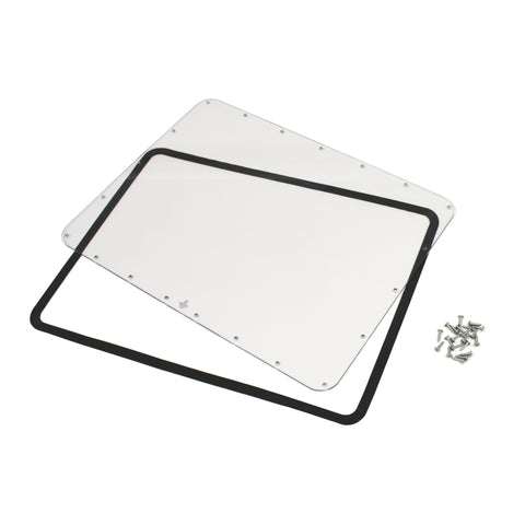 Bottom Lexan / Polycarbonate Panel Kit for the NANUK 930